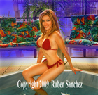 Laura In Red Bikini Inside My Jacuzzi