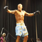 Male Fitness & Muscle Model John Quinlan In Raja Boxing