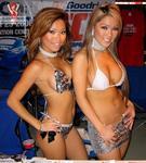 Carolyn Savage & Stephanie Ly - ImportFest Toronto 10/22/05